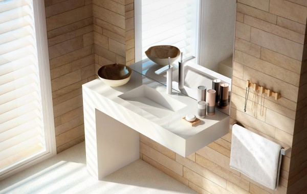 Bath Collection by Cosentino